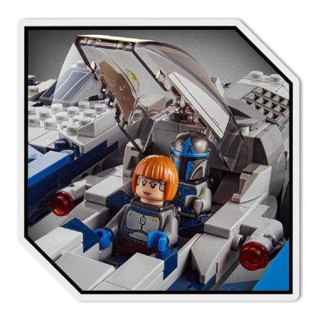 LEGO Star Wars 75316 - Mandaloriánská stíhačka
