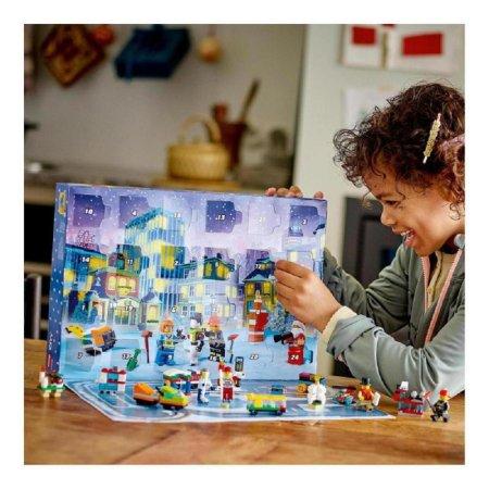 LEGO City 60303 - Adventní kalendář