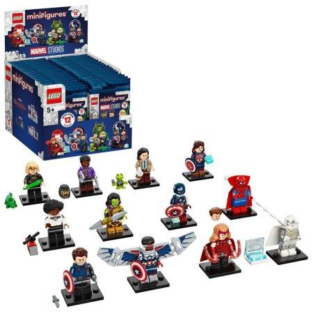 LEGO Disney 71031 - Minifigurky: Studio Marvel