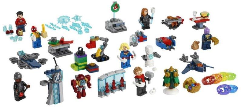 LEGO Avengers 76196 - Adventní kalendář