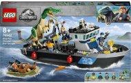 LEGO Jurassic World 76942 - Útěk baryonyxe zlodě