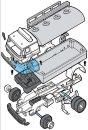 Seva Monti System Liaz - Pilsner Urquell MS 36