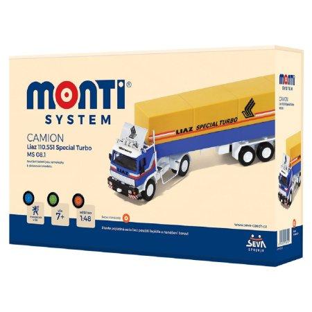 Seva Monti System - Liaz - Camion MS 08.1