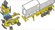 Seva Monti System Liaz - Container MS 8.2