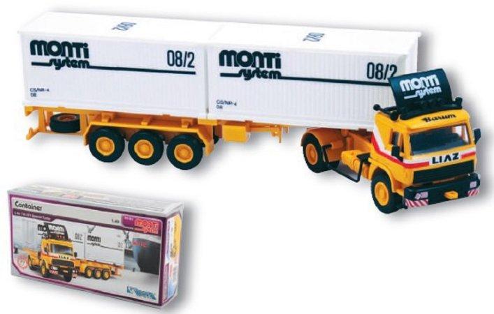 Seva Monti System - Liaz - Container MS 8.2