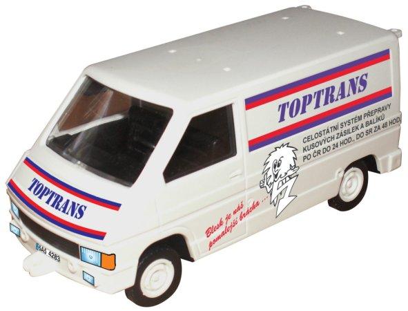 Seva Monti System Renault - Toptrans Trafic MS 27.1