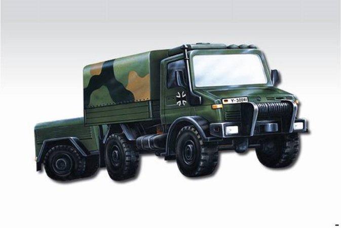 Seva Monti System Mercedes - Bundeswehr MS 30