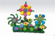 Seva Stavebnice Blok Flora 1