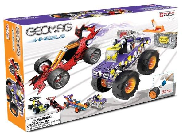 Geomag Stavebnice Geomag Wheels 704
