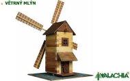 Walachia Stavebnice Walachia - Větrný mlýn