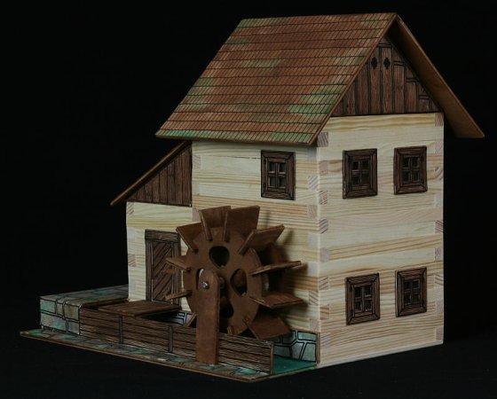 Walachia Stavebnice Walachia - Vodní mlýn