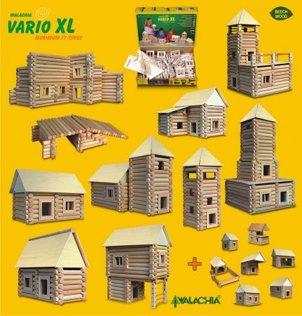 Walachia Stavebnice Walachia - Vario XL 184