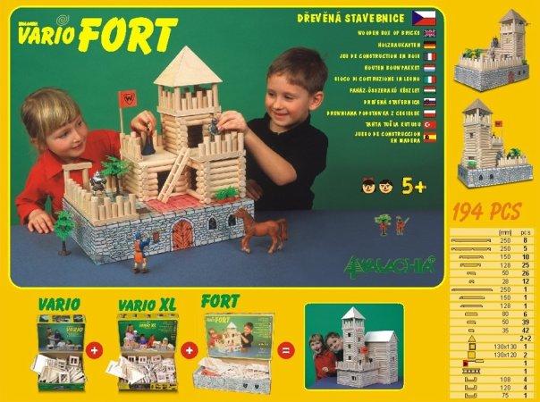 Walachia Stavebnice Walachia - Vario Fort 194