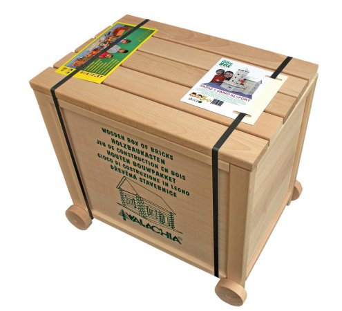 Walachia Stavebnice Walachia - Vario Box 450 - Akce