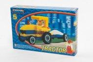 Cheva Stavebnice Cheva 5 Traktor