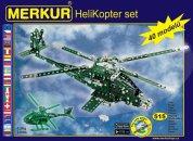 Merkur Stavebnice Merkur - Helikopter set - 515 ks