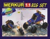 Merkur Stavebnice Merkur - M 1.1 Stavebnice vozidel - 240 ks