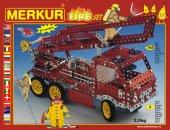 Merkur Stavebnice Merkur - Fire set