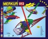 Merkur Stavebnice Merkur - M 013 Vrtulník - Helikoptéra