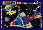 Merkur Stavebnice Merkur - M 015 Raketoplán - 195 ks