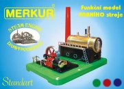 Merkur Stavebnice Merkur - Parní stroj Standard