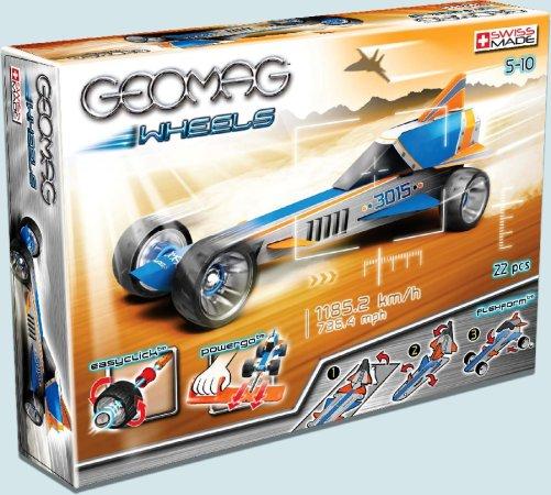 Geomag Stavebnice Geomag - Wheels B