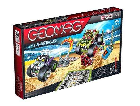 Geomag Stavebnice Geomag - Wheels 707