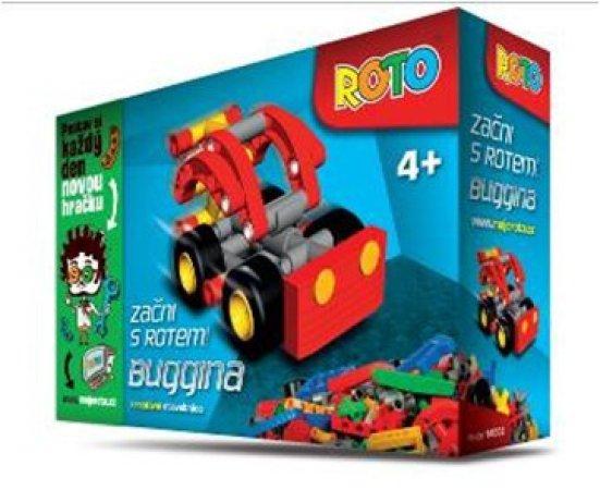 Efko Stavebnice Roto - Start 14002 - Buggina