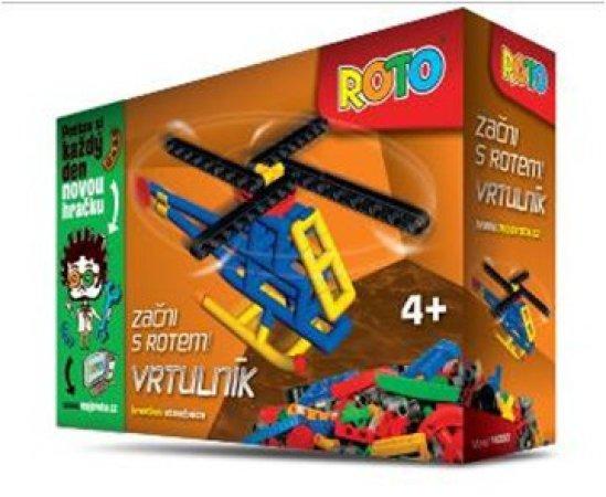 Efko Stavebnice Roto - Start 14003 - Vrtulník