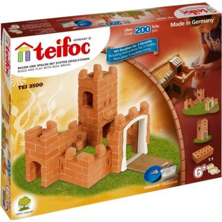 Teifoc Stavebnice Teifoc - Pevnost Rosa