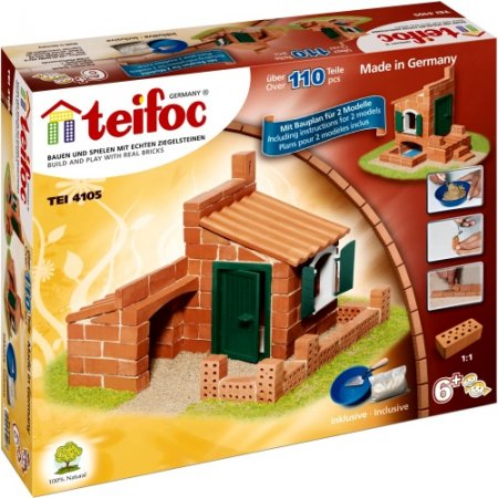Teifoc Stavebnice Teifoc - Domek Miguel