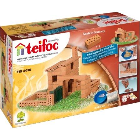 Teifoc Stavebnice Teifoc - Domek Sergio