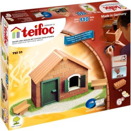 Teifoc Stavebnice Teifoc - Domek Daniel