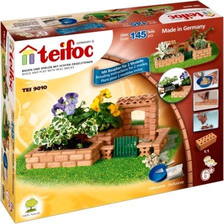 Teifoc Stavebnice Teifoc - Zahrada Paola