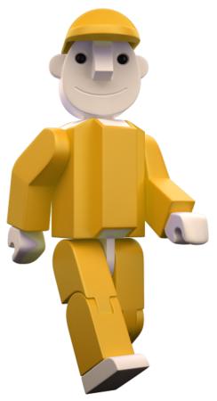 Seva Stavebnice - Seváček Žlutý