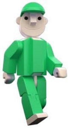 Seva Stavebnice - Seváček Zelený