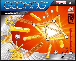 Geomag Stavebnice Geomag - Kids Color 30