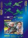 Merkur Stavebnice Merkur - Flying wings - 640 ks