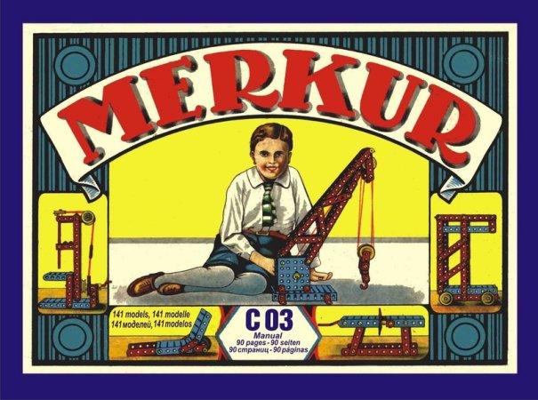 Merkur Stavebnice Merkur - Classic C03