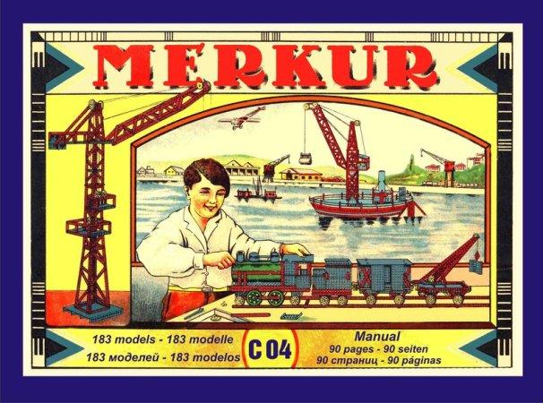 Merkur Stavebnice Merkur - Classic C04