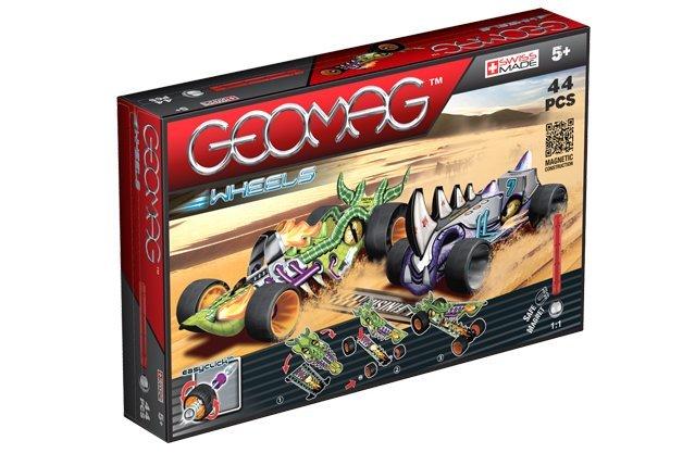 Geomag Stavebnice Geomag - Wheels 709