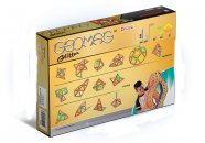 Geomag Stavebnice Glitter 68 pcs