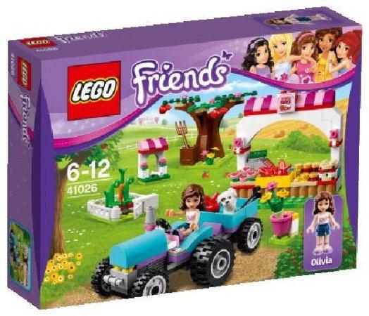 LEGO Friends 41026 - Slunečná sklizeň