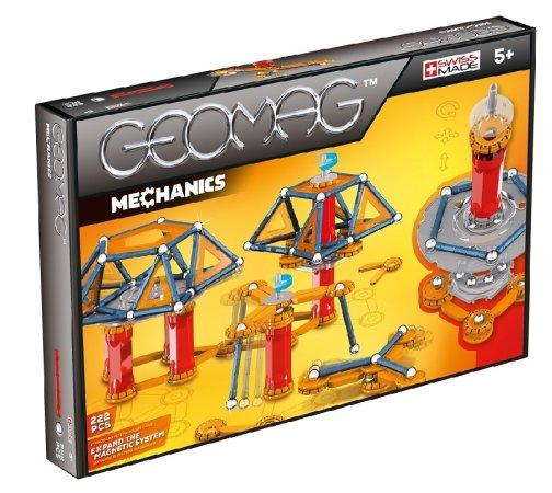 Geomag Stavebnice Mechanics 222 pcs