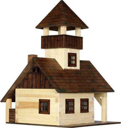 Walachia Stavebnice Walachia - Turistická bouda
