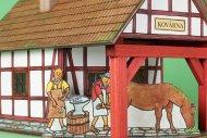 Walachia Stavebnice Walachia - Hrázděná kovárna