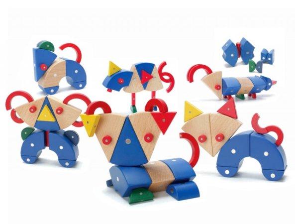 Magformers Stavebnice Magformers - MTG zvířata