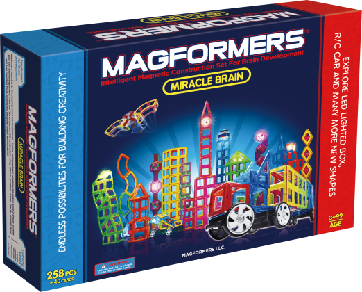 Magformers Stavebnice Magformers - Miracle Brain