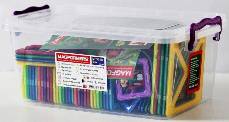 Magformers Stavebnice Magformers - Master Box