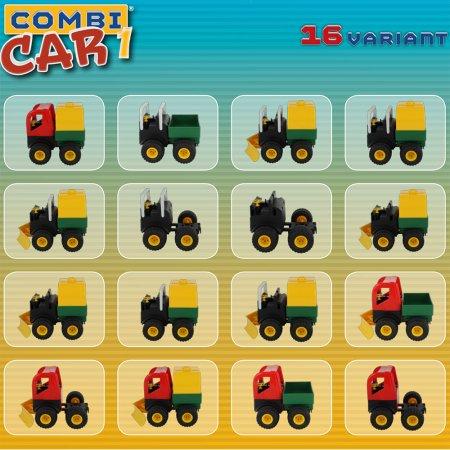 Seva Stavebnice Seva - Combi Car 1